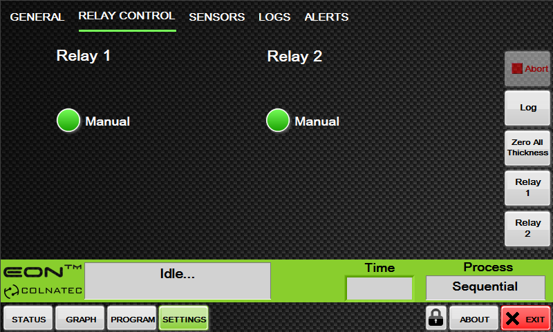 Relay Control